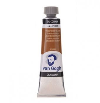 Oil colou Vаn Gogh 265 transparent oxide yellow