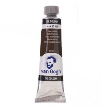 Oil colou Vаn Gogh 408 raw umber