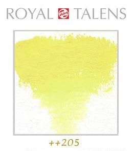 Guash paint Extra Fine 16 ml colour 205 lemon yellow