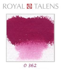 Guash paint Extra Fine 16 ml colour 362 deep rose