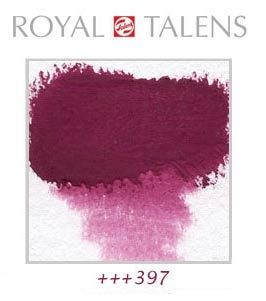 Guash paint Extra Fine 16 ml colour 397 permanent rose magenta