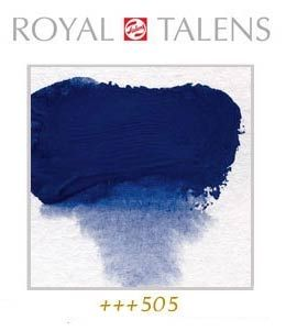 Guash paint Extra Fine 16 ml colour 505 light ultramarine
