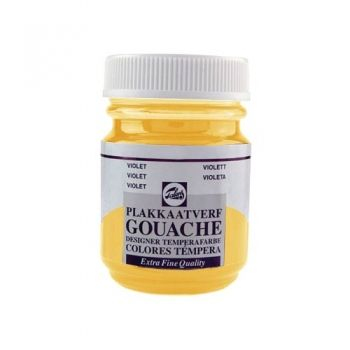 Guash paint Extra Fine 50 ml colour 200 yellow