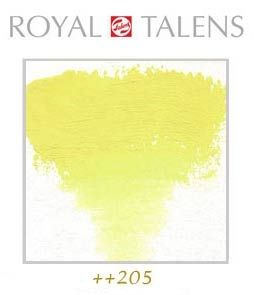 Guash paint Extra Fine 50 ml colour 205 lemon yellow