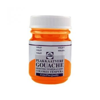 Guash paint Extra Fine 50 ml colour 235 orange