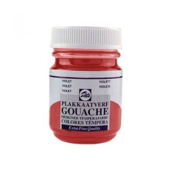 Guash paint Extra Fine 50 ml colour 318 carmine