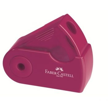 Sharpener Sleeve MIni red