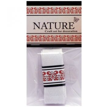 Cotton Lace Nature white