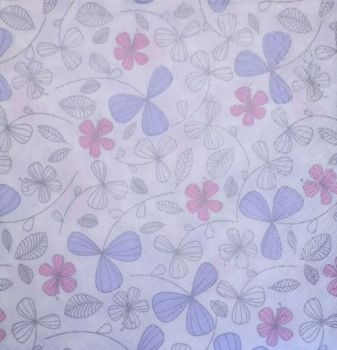 "Napkin for decoupage ""Flowers"""
