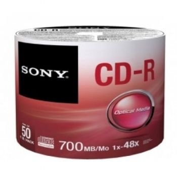 CD-R 700 MB 50 pc.