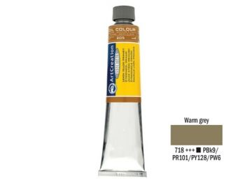 Oil color Art Creation, 200ml - warm grey 718 Ro
