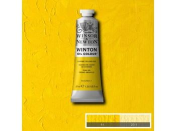 Oil color Winton, 37ml - chrome yellow hue 149