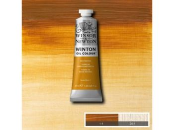 Oil color Winton, 37ml - raw sienna 552
