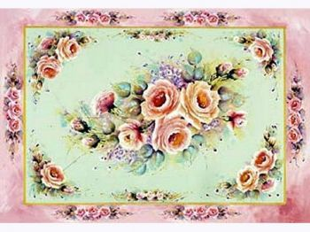 Decoupage paper Finmark Beautiful roses
