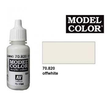 Modeler paint Model Color offwhite