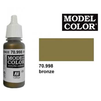 Modeler paint Model Color bronze metalic