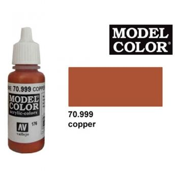 Modeler paint Model Color copper metalic