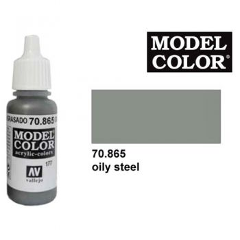 Modeler paint Model Color oily metalic