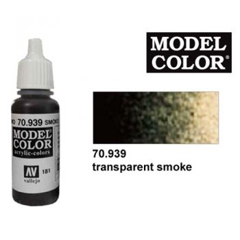 Modeler paint Model Color smoke transparent