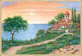 Decoupage paper Stamperia DFS050 By the sea