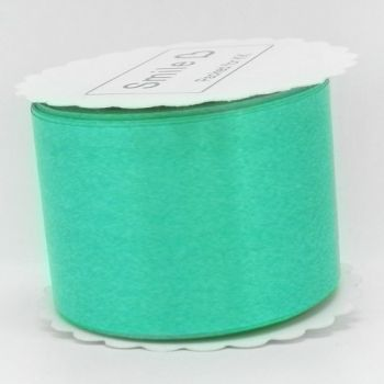 Ribbon for packing green