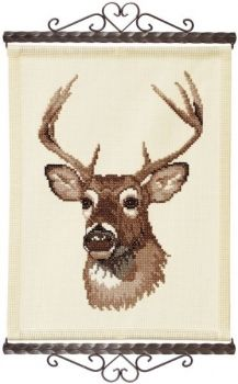 "Cross-stitch kit Permin ""Deer"""