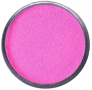 Embossing powder - Fluorescent - Pink WR04R