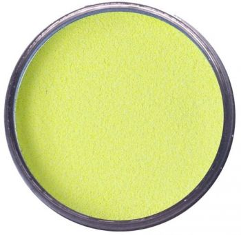 Embossing powder - Fluorescent - Yellow WR03R
