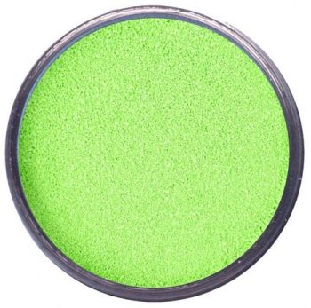 Embossing powder - Fluorescent - Green WR02R