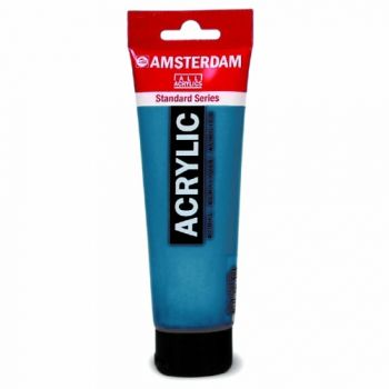 Acrylic paint Amsterdam 517 king`s blue