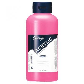 Acrylic Paints Schmincke College - Magenta, 750ml
