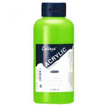 Acrylic Paints Schmincke College - may green, 750ml