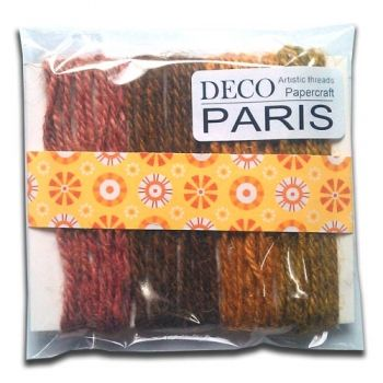 Cords Deco Paris - pale tones