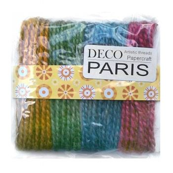 Cords Deco Paris - bright tones