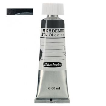 Oil colour Schmincke Akademie 702 anthracite