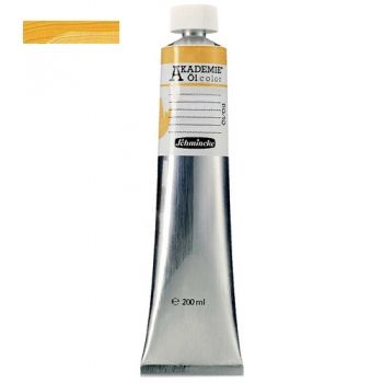 Oil colour Schmincke Akademie 222 chrome yellow hue