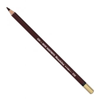 Aquarelle pencil Mondeluz brown dark