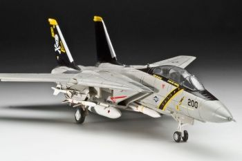 Model military fighter  F-14A Tomcat - Revell