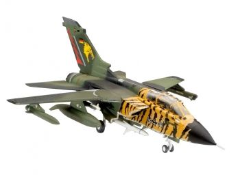 Model military fighter Tornado ECR - Revell
