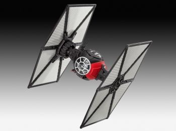Model of Tie Fighter-First Order, Revel