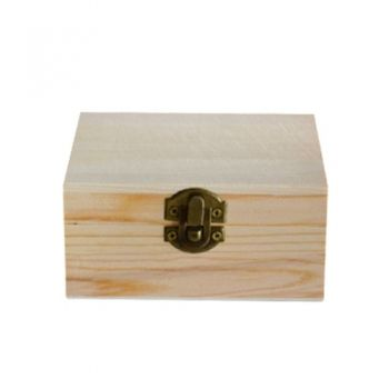 Wooden box Rectangle