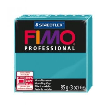 Polimer clay Fimo Professional turquoise