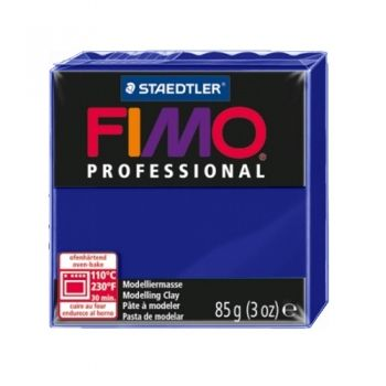 Polimer clay Fimo Professional ultramarine