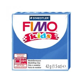 Polimer clay Fimo Kids blue