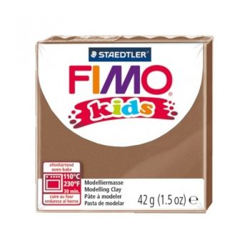 Polimer clay Fimo Kids light brown