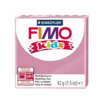 Polimer clay Fimo Kids light pink