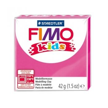 Polimer clay Fimo Kids pink
