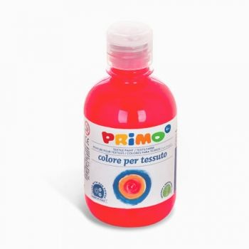 Textile paint Primo red