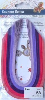Quilling paper - mix 5A
