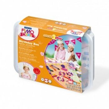 Polimer clay Fimo Create&Play Princeses